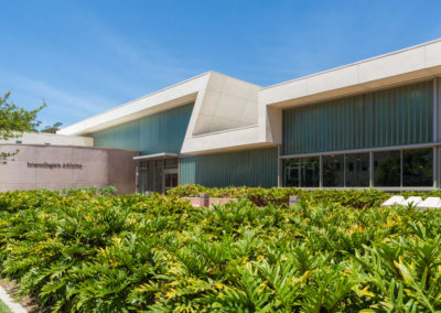 UC Santa Barbara Intercollegiate Athletic Building